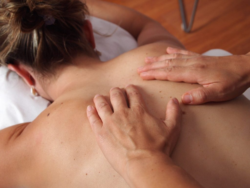 therapeutic vs. relaxation massage